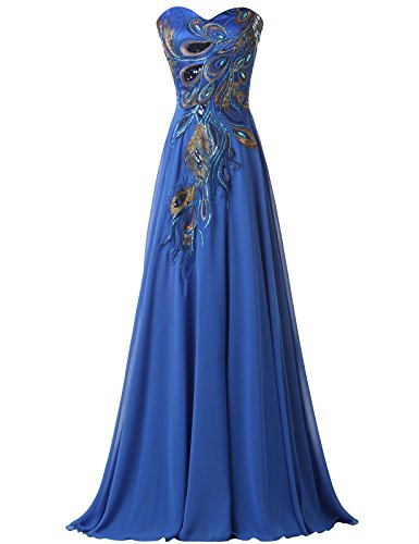 GRACE-KARIN-Long-Strapless-Embroidery-Prom-Dress-A-line-CL6168-Multi-Colored