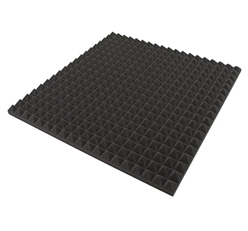 eco-pyramid-1-m-set-of-4-approx-48-cm-x-48-cm-x-25-cm-acoustic-foam-insulation-isolation-sound-studi