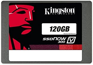 Kingston Technology  - Disco duro sólido interno de 120 GB (450MB/s lectura, 450MB/s escritura), plateado