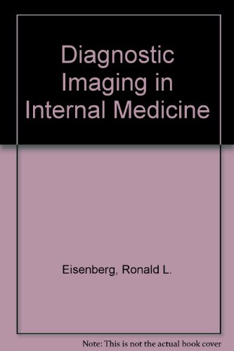 Image for Diagnostic Imaging in Internal Medicine