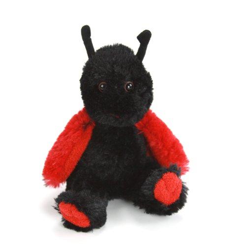"Purr-Fection Tender Friend Lady Bug Sitting 6"" Plush"