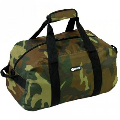 Hi-Tec Super Lightweight Cargo Bag (Camouflage)