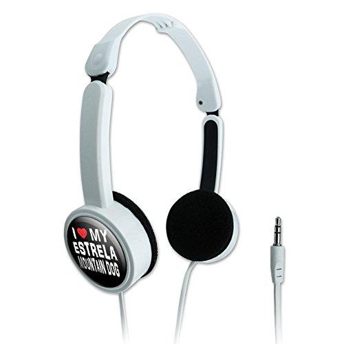 novelty-travel-portable-on-ear-foldable-headphones-i-love-my-dog-e-k-estrela-mountain-dog