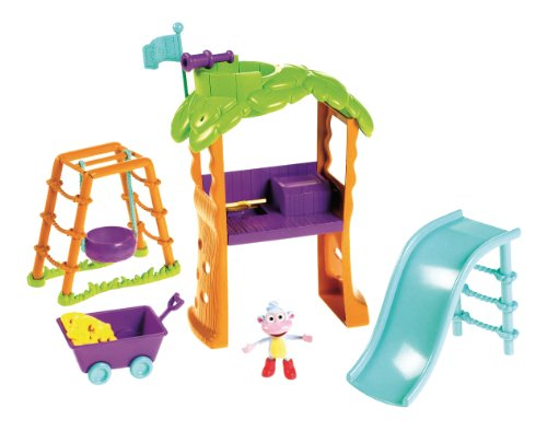 Fisher-Price Playtime Together Boots Tree House (Fisher Price Dora House compare prices)