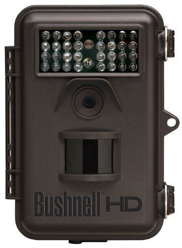 Lowest Price! Bushnell 8MP Trophy Cam HD Hybrid Trail Camera with Night Vision, Brown