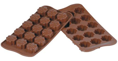Silikomart Silicone Chocolate Flower Mold
