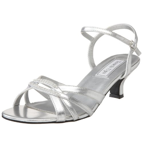 Silver Womens Sandals