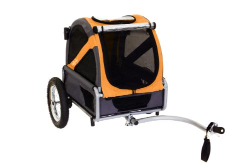 DoggyRide Mini Dog Bike Trailer