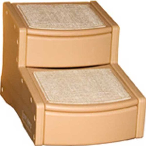 Pet Gear Easy Step II Medium Pet Steps Tan