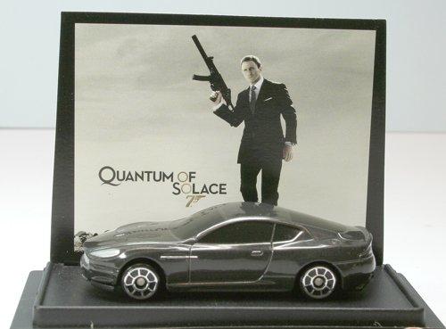 James Bond Car - Aston Martin DBS - 007 - Quantum of Solace