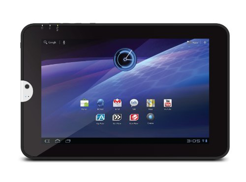 Toshiba Thrive 10.1-Inch 32 GB Android Tablet AT105-T1032 Black