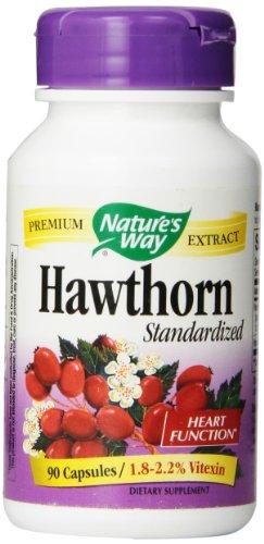 Nature's Way - Hawthorn Extract, 1 x 90 CAP