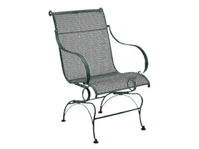 Woodard 5N0066 Verona Coil Spring Dining Chair