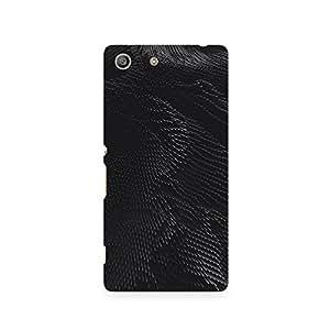 TAZindia Designer Printed Hard Back Mobile Case Cover For Sony Xperia M5