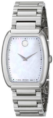 Movado Women's 0606547 Concerto Stainless Steel Watch