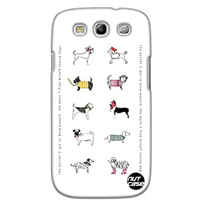 Loving Dogs More - Nutcase Designer Samsung Galaxy S3