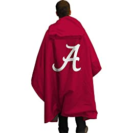 Alabama Crimson Tide NCAA 3 in 1 All-Weather Tailgate Seat and Poncho
