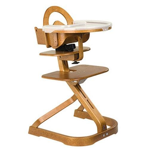 High Chair - Award Winning Svan Signet Complete High Chair with Removable Tray (Cherry)
