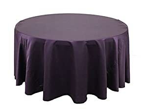 Your chair covers 120 inch round lamour for 120 round table seats how many