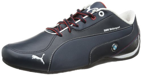 Puma Drift Cat 5 BMW NM 304879 Herren Sneaker, Blau (bmw team blue-white 01), EU 43 (UK 9) (US 10) thumbnail