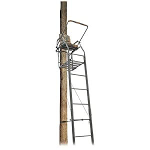 Buy Guide Gear 21 foot Deluxe Ladder Stand by Guide Gear