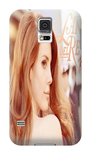 Fashion E-Mall Coolest TPU Logo case Top Samsung Galaxy S5 Lana Del Rey Designer Cover