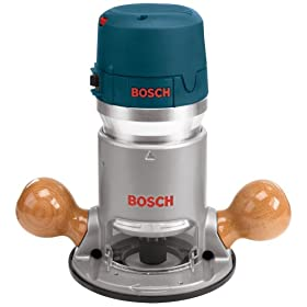 Bosch 1617EVS 2-1/4 HP Variable-Speed Router