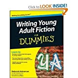 img - for Writing Young Adult Fiction For Dummies byAnderson book / textbook / text book