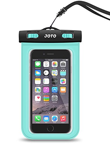 joto waterproof cell phone dry bag case for apple iphone 6. Black Bedroom Furniture Sets. Home Design Ideas