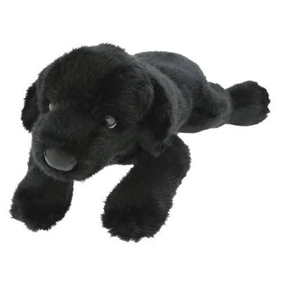 DOG LOVERS (ドッグラヴァーズ) ぬいぐるみ ラブラドールレトリバー 黒SS 180282