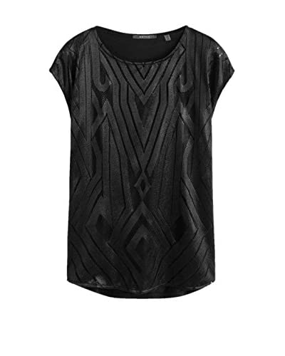 ESPRIT Collection Blusa [Nero]