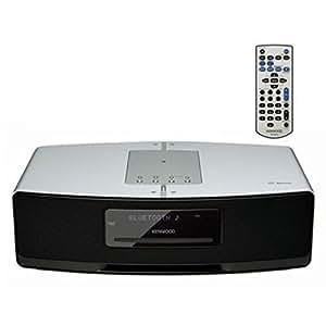 ケンウッド Bluetooth搭載オーディオシステム(ブラック)KENWOOD U-K575-B