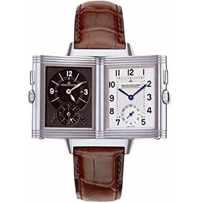 Mens Jaeger LeCoultre Watch Reverso Duo Q2718410 by Jaeger LeCoultre