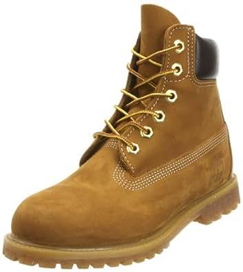 Timberland 6in premium boot, Boots femme - Marron (Rust Nubuck), 36 EU (5.5 US)