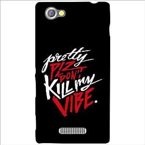 Sony Xperia M Back Cover - Pretty Designer Cases