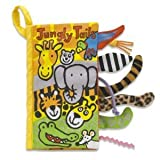 Jungly Tails Plush Book