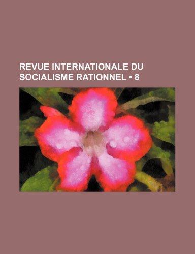 Revue Internationale Du Socialisme Rationnel (8)