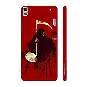 Enthopia Designer Hardshell Case Devils Tune 2 Back Cover for Lenovo K3 note