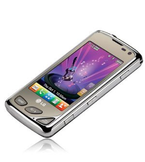 Verizon Lg Vx8575 Chocolate Touch Phone!