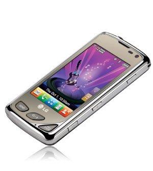 Verizon Lg Vx8575 Chocolate Touch Phone!