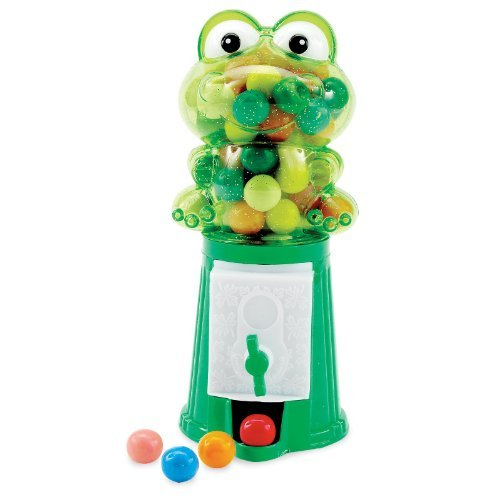 Frog Gumball Machine Party Supplies
