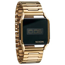 Watch Nixon The Metal Atom all gold