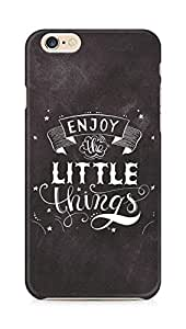 AMEZ enjoy the little things 2 Back Cover For Apple iPhone 6s