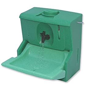 Portable Mobile Garden Hand Wash Sink Unit Hot Water In