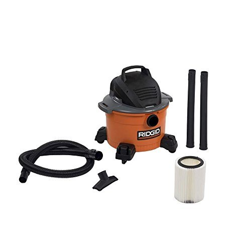6-gal. Wet/Dry Vacuum by Ridgid (Ridgid Wet Dry Vacuum 6 Gallon compare prices)