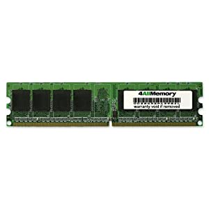 1GB DDR2-533 (PC2-4200) ECC RAM Memory Upgrade for the Intel S5000VSA(4DIMM) Server Board