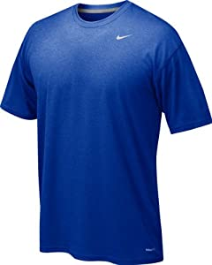 Nike 384407 Legend Dri-Fit Short Sleeve Tee - XX-Large, Royal Blue