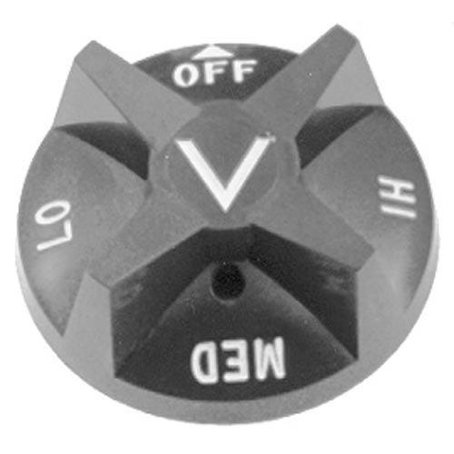 Vulcan Hart Broiler Polycarbonate Knob 407727-1