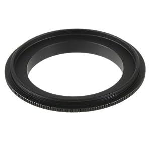 55mm Macro Reverse Adapter Ring for Nikon AF AI Mount D5000 D700 D300 D3 D90