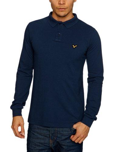Voi Tim Polo Men's T-Shirt Dress Blue Small